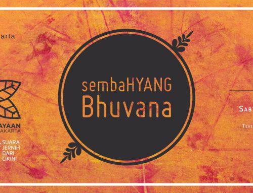 Pidato Kebudayaan Dewan Kesenian Jakarta (DKJ) 2018 sembaHYANG Bhuvana oleh Saras Dewi