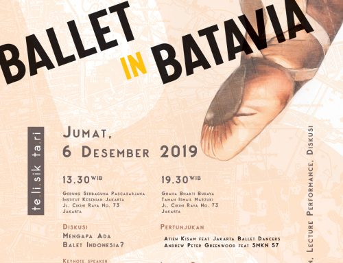 "Telisik Tari ""Ballet in Batavia"""
