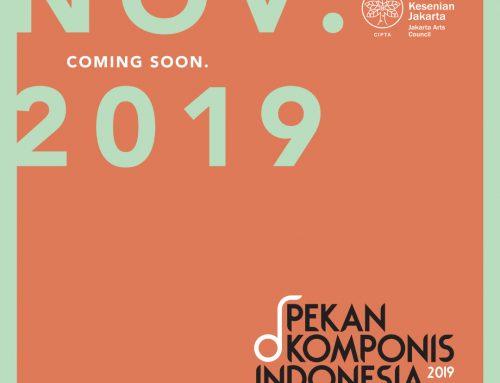 Pekan Komponis Indonesia 2019