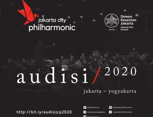 Audisi Pemain Jakarta City Philharmonic 2020