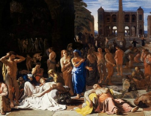 Teater Karantina #1: Wabah  Athena, Galen dan Oedipus Kode