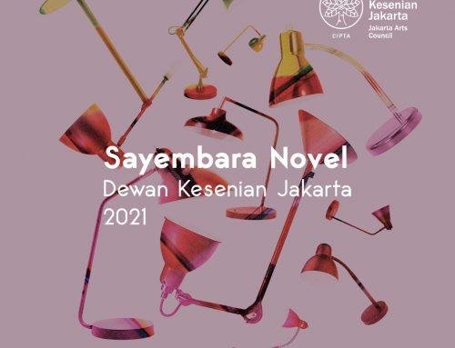Sayembara Novel Dewan Kesenian Jakarta 2021
